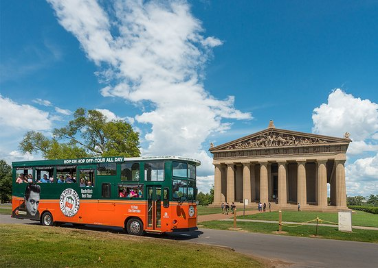 Old Town Trolley Tours of Nashville