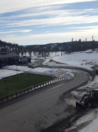 Noresund, Norway: Utsikt fra hotellet