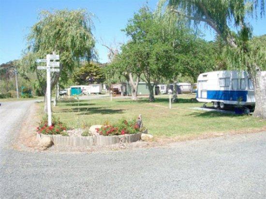 Kuaotunu campground new zealand campingplads for Area933
