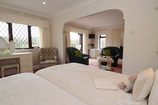 Howey, UK: Bufton Suite