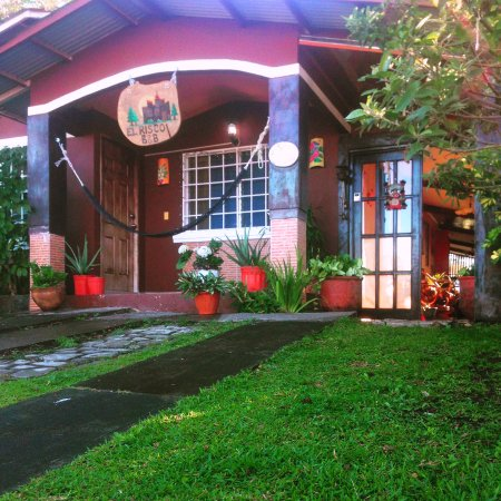 El Risco Hostel: Bed and Breakfast