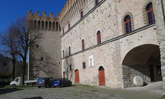 Piandimeleto, Italia: Foto del Castello
