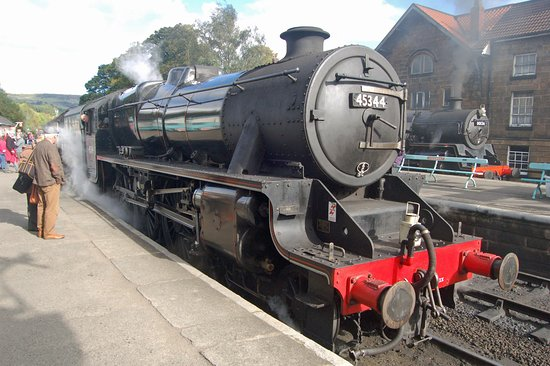 North Yorkshire Moors Railway: There are several steam trains but NYMR do run diesels too