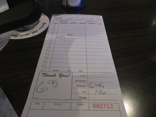 Lake Elmo, MN: The bill