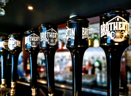 Denville, NJ: Brotherton Brewing Company Tap Takeover.