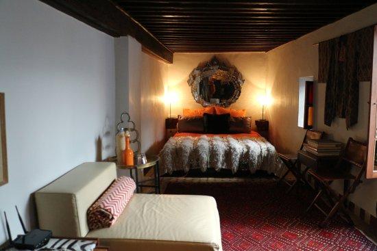 Riad Numero 9: Notre belle chambre