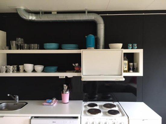 Finnmark, Norwegia: LULLEVISTI - kitchen