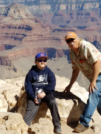 Marvelous Marv's Grand Canyon Tour : Tim And Marv
