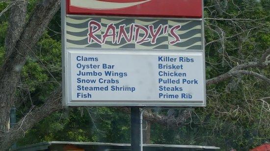 Waldo, ฟลอริด้า: Randy's