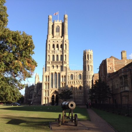 Five Miles from Anywhere No Hurry Inn: Don't miss a visit to Ely for its cathedral and market