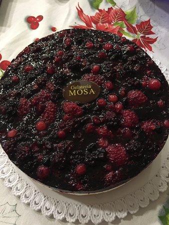 Mosa Gelateria: Cheesecake
