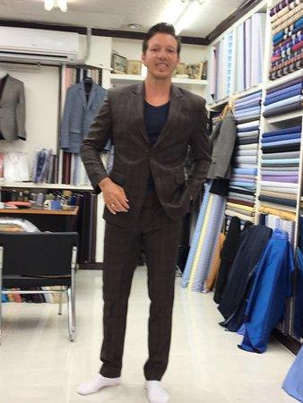 finest selection ac6bb 98f9a Business-Anzug - Top Qualität! - Bild von Cut and Sew Tailor ...