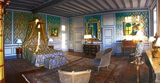 Chateau de la Barre: Suite Marin de Vanssay
