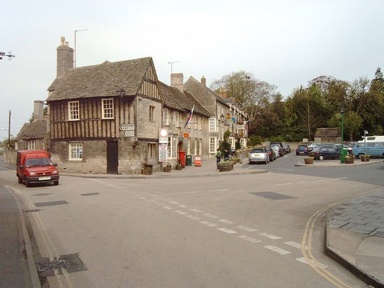 Fairford Market Place