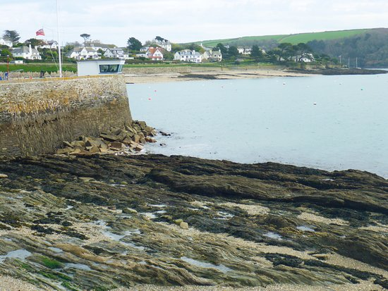 St Mawes, UK: Harbour office
