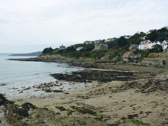 St Mawes, UK: St. Mawes west view
