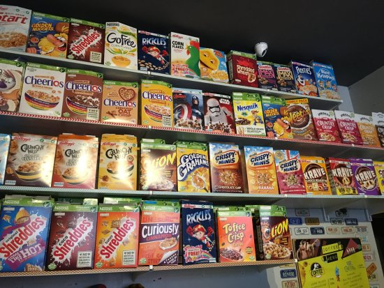 Cereal Killer Cafe Menu Nz