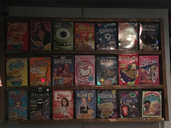 box collection picture of cereal killer cafe london tripadvisor