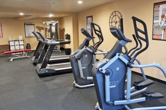 Tahoe Seasons Resort: Fitness Center
