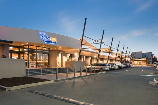 Wagga Wagga, Australia: Rules Club Wagga