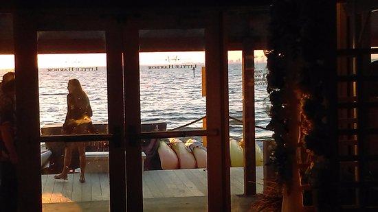 รัสกิน, ฟลอริด้า: Great View of the Ocean.