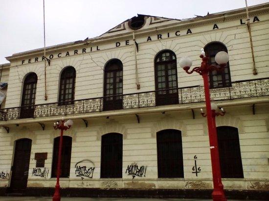 Estacion De Ferrocarril Arica La Paz 2020 All You Need To