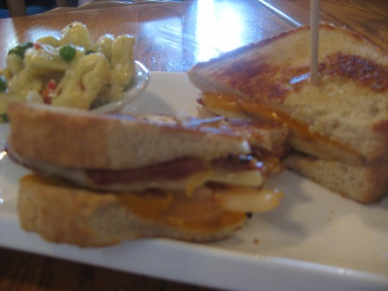 Stable Cafe: grilled cheese