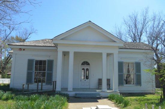 Historic Washington State Park: Sanders House
