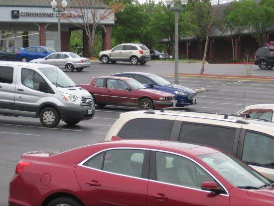 Branson, MO: Parking
