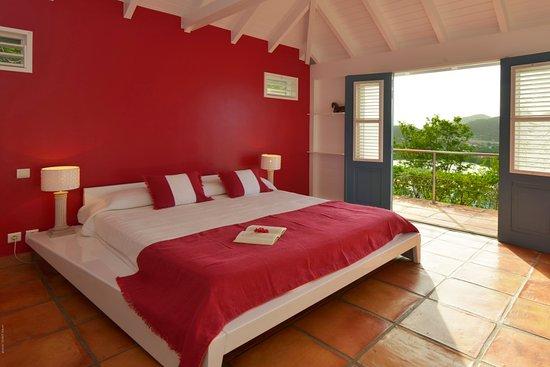 Hotel Le Village St Barth: Villa Iguana