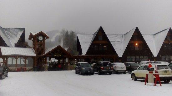 Henniker, New Hampshire: Días de nieve.