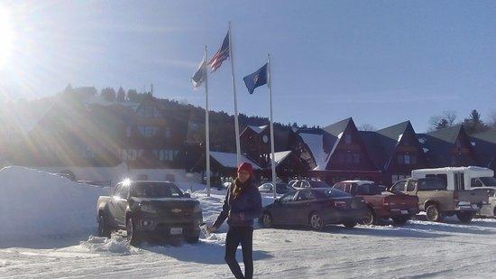 Henniker, New Hampshire: Pats Peak ❤