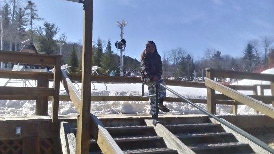 Henniker, Nueva Hampshire: Último día :(