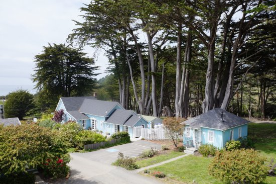 Little River, Καλιφόρνια: Circa '62 and Cypress Cottage