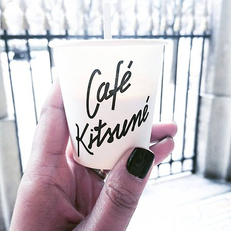 Photo of Cafe Cafe Kitsune at 109 Rue Amelot, Paris 75001, France