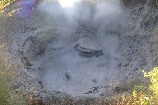 Serendipity Homestay : Boing Mud Pools