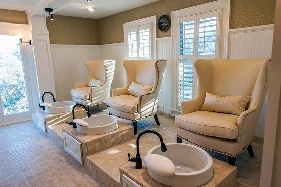 Sanderling Resort: Salon/Pedicure
