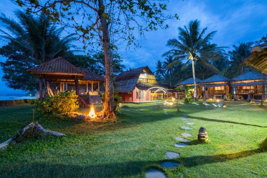 The Ujung Bocur Bungalows