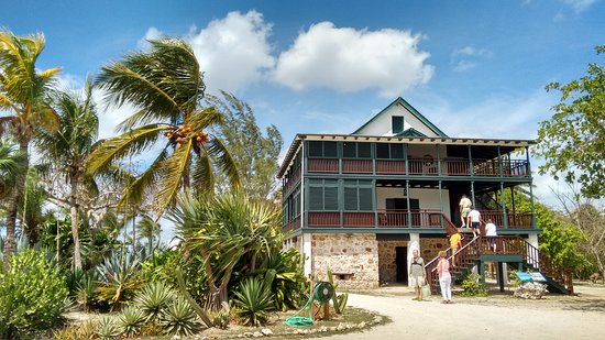 George Town, Grand Cayman: A guided tour of Pedro St. James Castle.