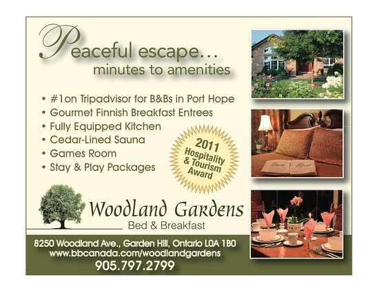 See All That Woodland Gardens B B Has To Offer Picture Of