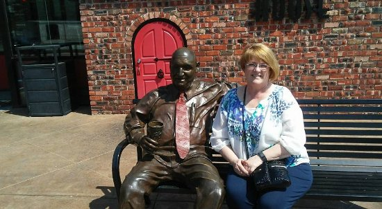 Hapeville, GA: I got my time with Mr. Cathy