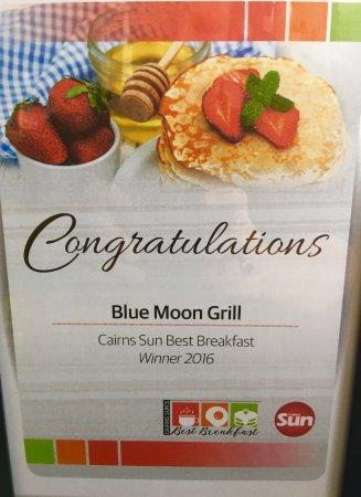 Blue Moon Restaurant Trinity Beach