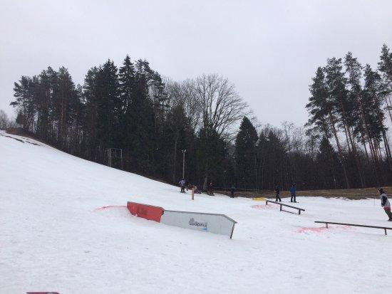 Ignalina, Litouwen: Ziemos Sporto Centras