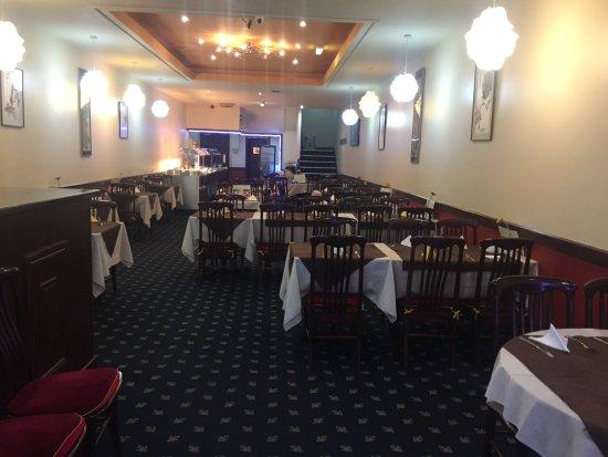 Jade Delight : Inside restaurant