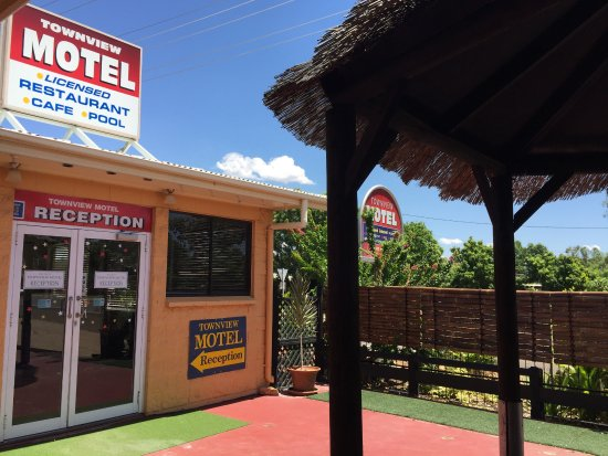 Mount Isa, Australia: Marian street side