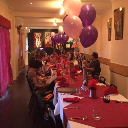 Mount Isa, Australia: dinner party