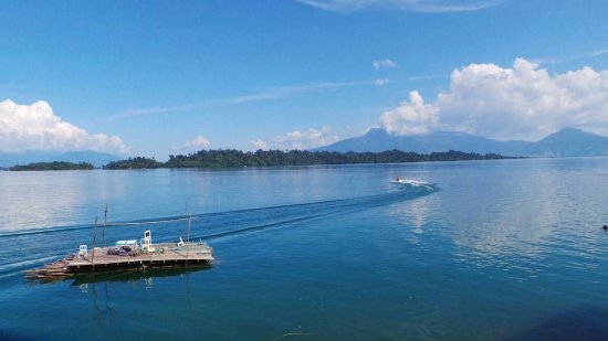 Thalat, Laos: Salapa Fisherman's Haven Resort