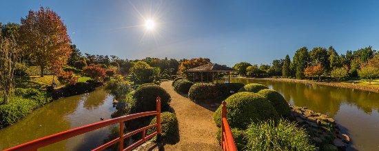 Southern Queensland, Australie: Ju Raku En Japanese Gardens, Toowoomba