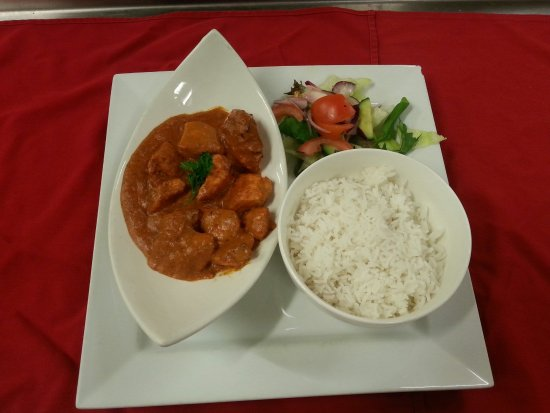 Mount Isa, Australië: best curry in town