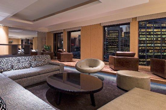 The Westin Sydney: Executive Lounge